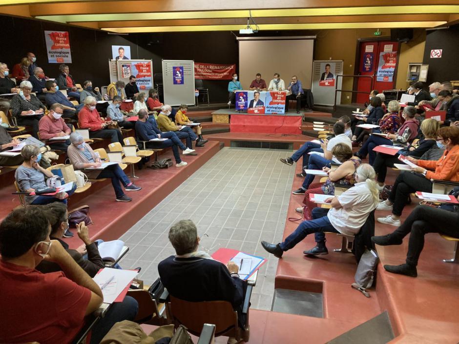 Occitanie et Pays Catalan. Conférence régionale du PCF