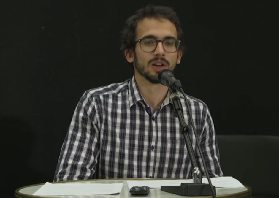 Université permanente du PCF. L'explication marxiste des crises du capitalisme par Constantin Lopez