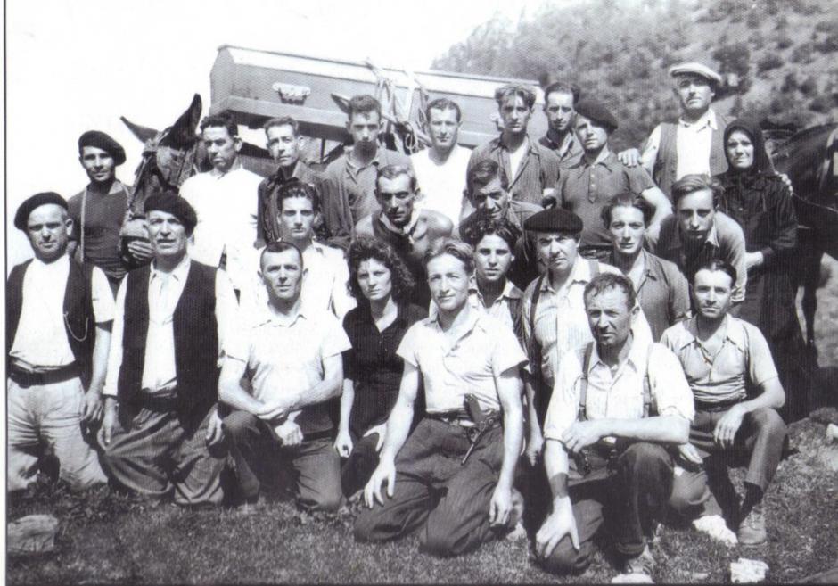 Canohes – Labastide - Valmanya. Que vive la mémoire des luttes des frères Panchot et des guérilleros et FTPF du Canigou !