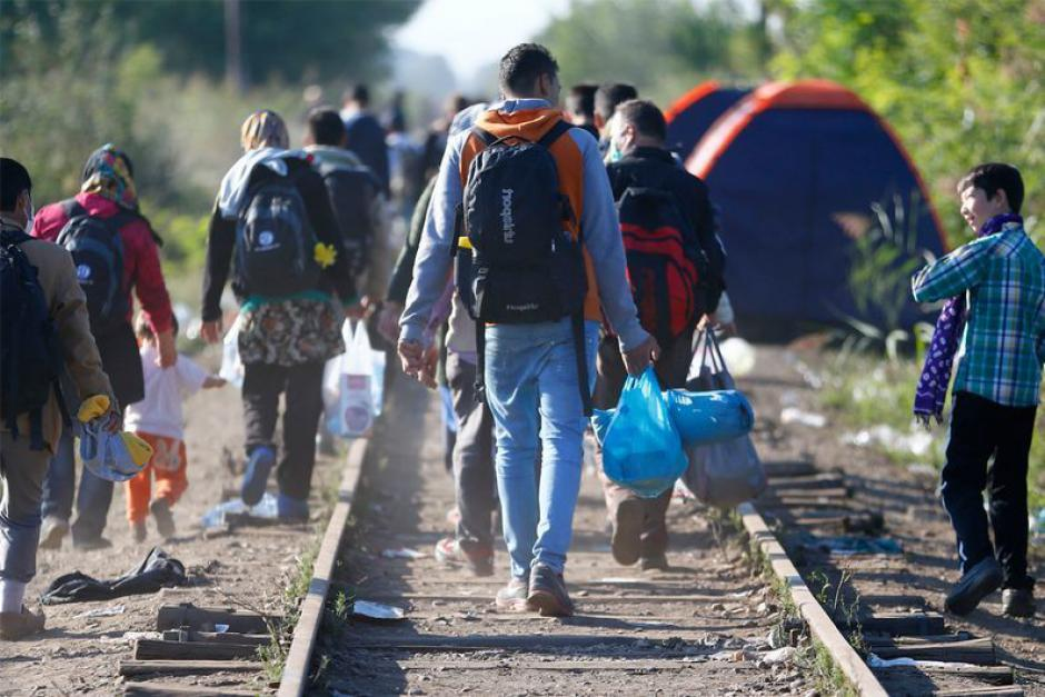 Migration. Record de personnes déplacées dans le monde en 2017