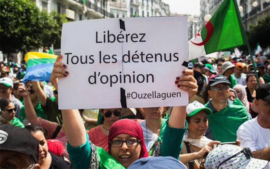 Algérie. Appel pour la libération d'Abdelouahab Fersaoui et de tous les détenu(e)s du Hirak