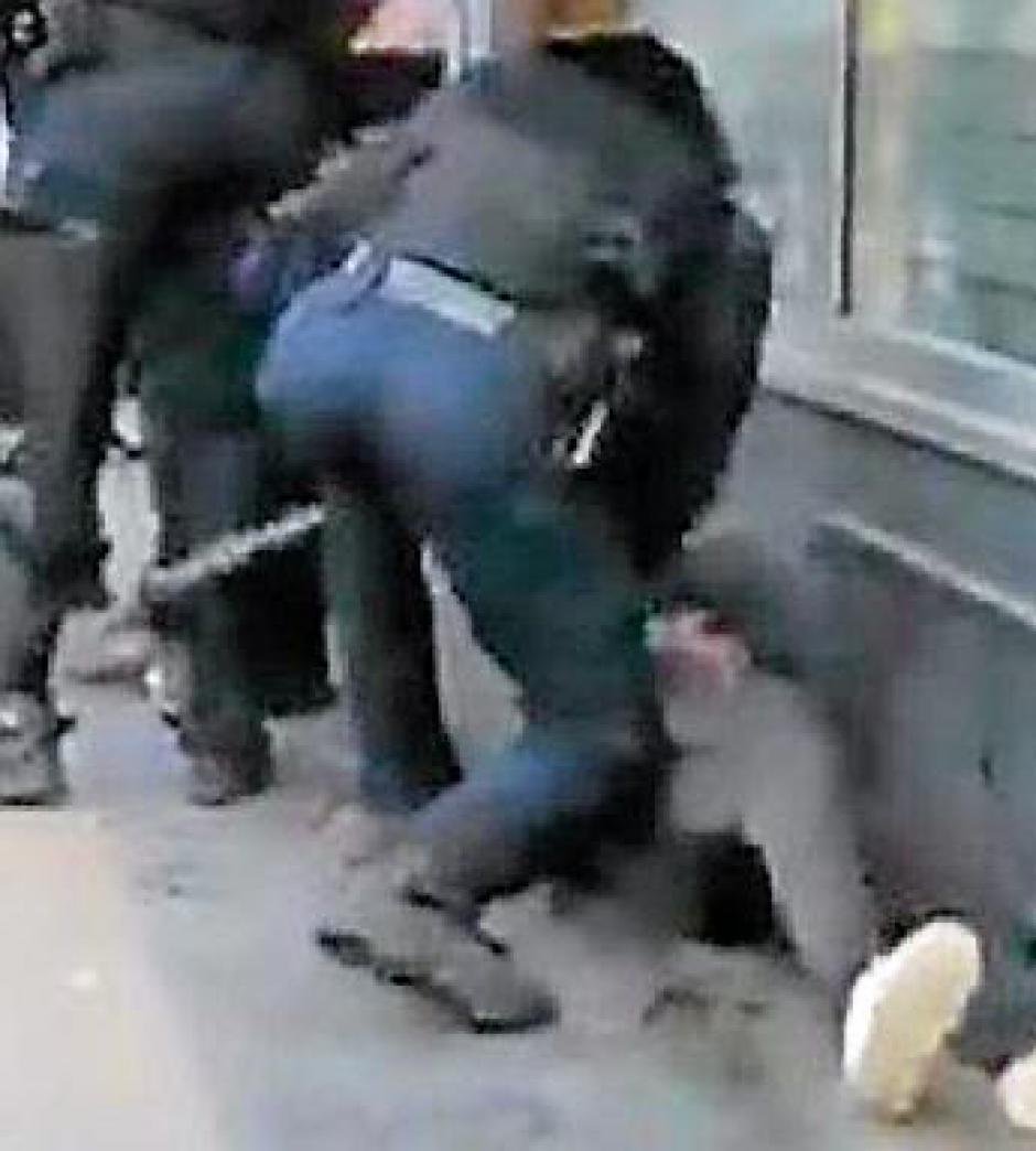 Police. Les images qui choquent