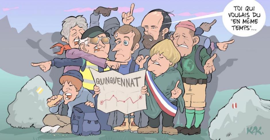 Le « grand débat national » !!! Le besoin d'un autre débat