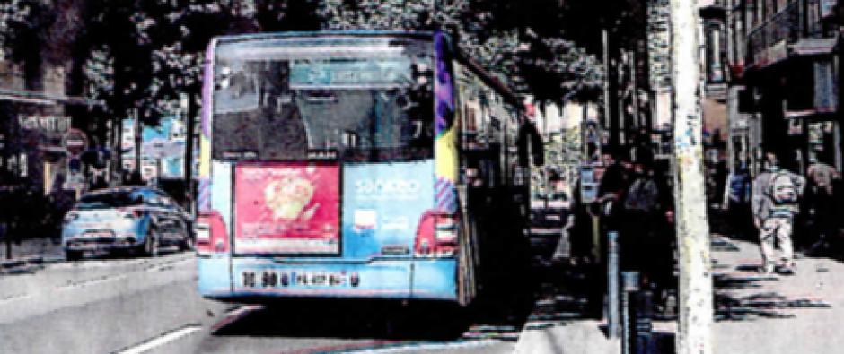 Dépôts de bus paralysés. Le juge ordonne le déblocage