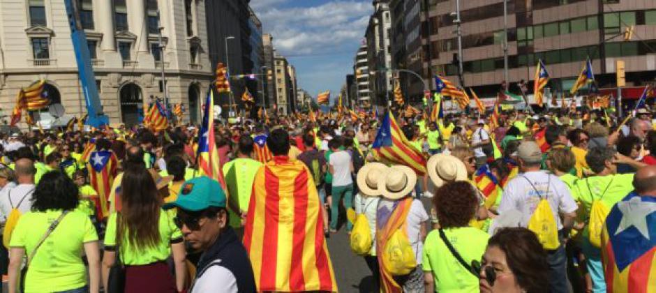 Trop fier de la déclaration de mon association d'élus sur ce qui se passe en Catalogne !