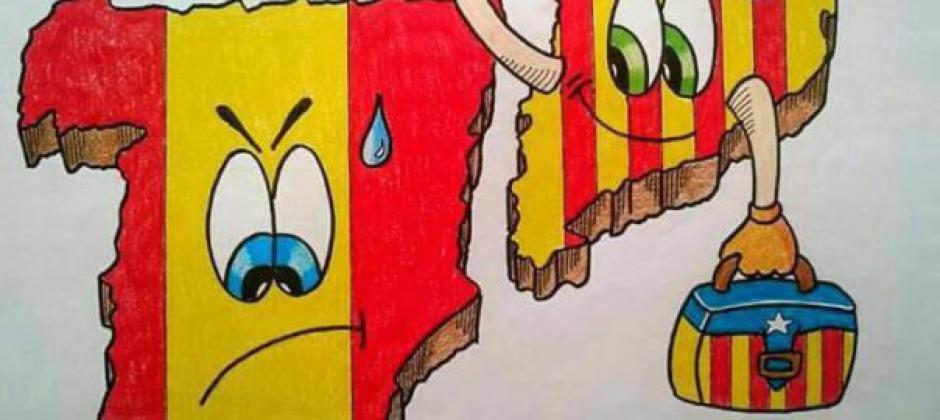 Naissance de la République Catalane. Veillons à ce que Madrid ne fasse pas parler la force !
