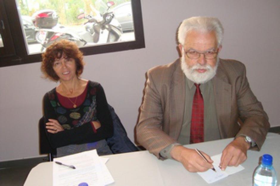 Municipales à Canet. Rencontre avec Nadine Pons et Georges Sentis