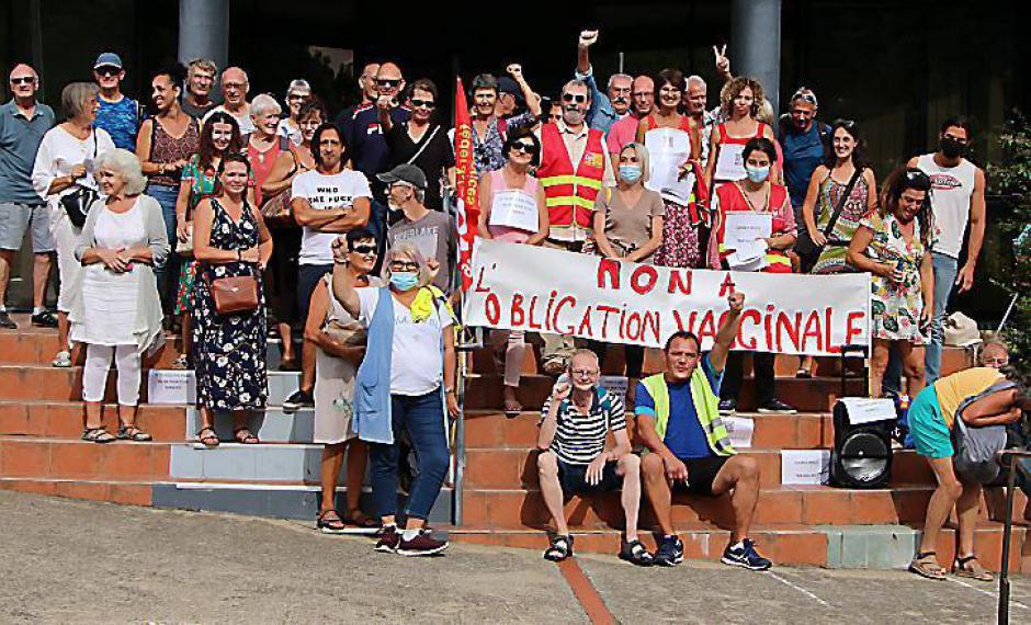 Céret. Mouvement de grève à la Maison sociale (L'indep)