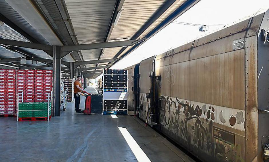 Perpignan-Rungis. Un « Train des primeurs » peut en cacher un autre (L'Indep)