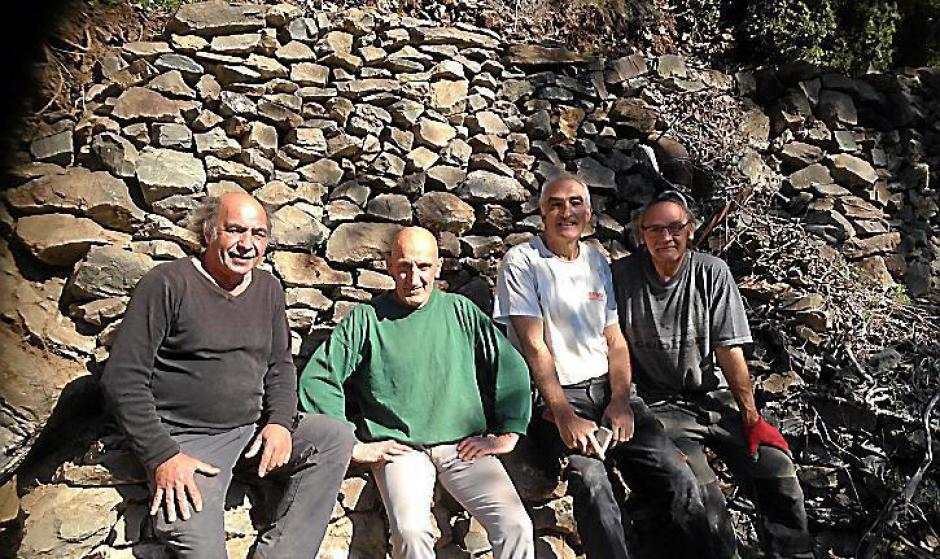 Ria-Sirach. Travaux sur le canal de Balajat