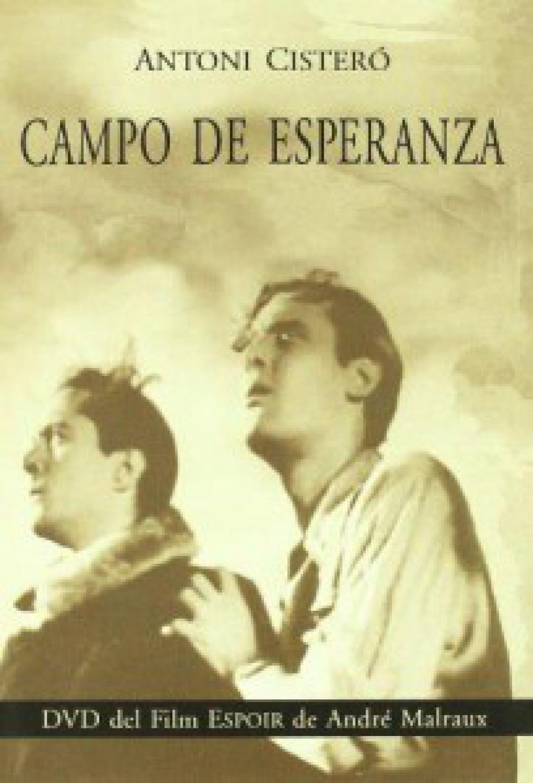 Campo de esperanza. Conférence projection d'Antoni Cistero