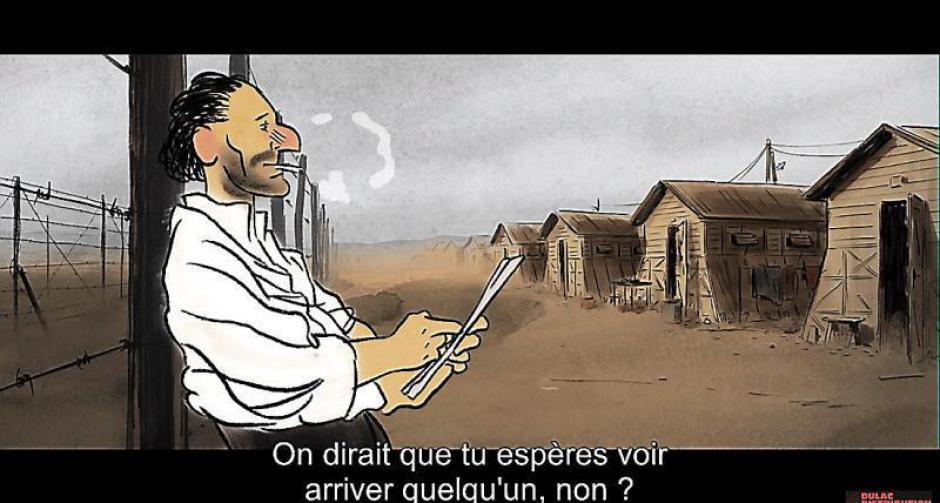 César du meilleur film d'animation. Josep, mise en lumière « formidable » pour les victimes de la Retirada (L'Indep)