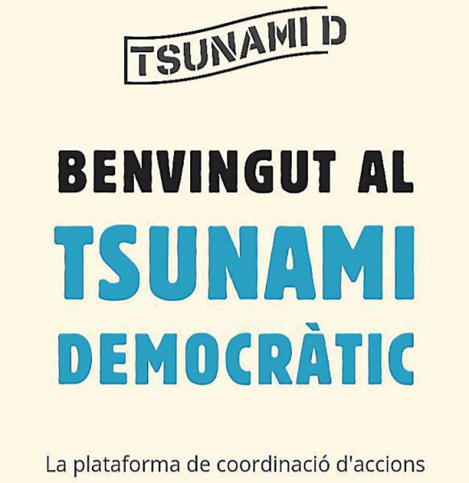 Mobilisation en Catalogne. La « révolution » 2.0