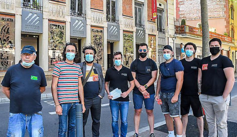 Rivesaltes. Près d'un mois de grève pour les salariés de MCGR télécom (L'Indep)
