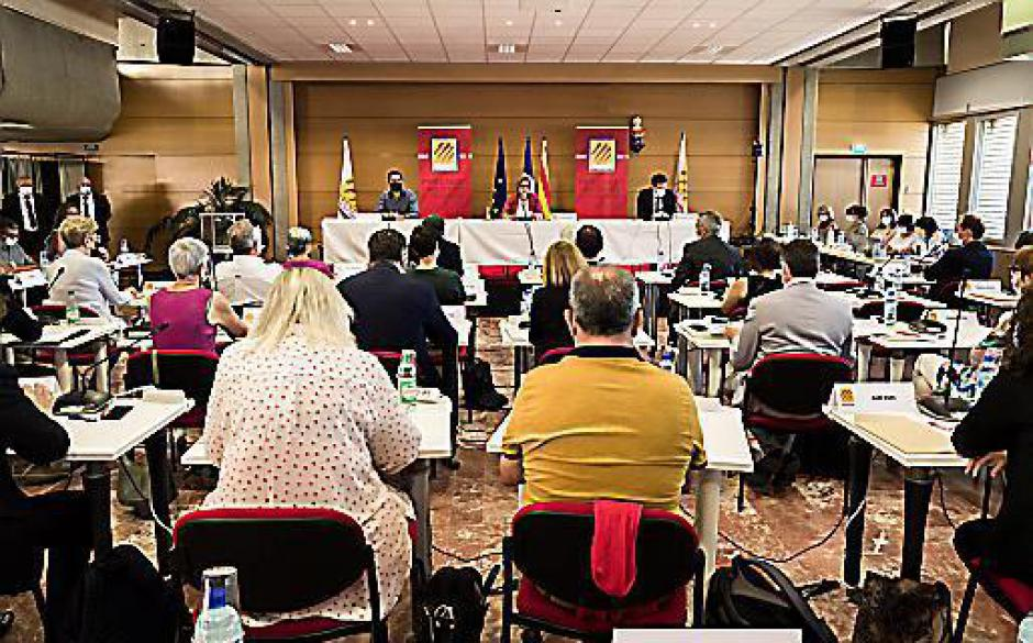Conseil départemental 66. Nouvelle séance plénière aujourd'hui (L'Indep)