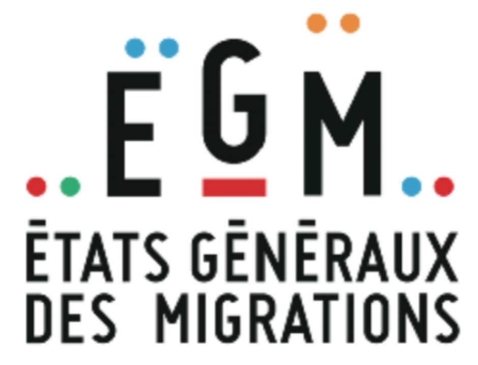 Manifestation des États Généraux des Migrations