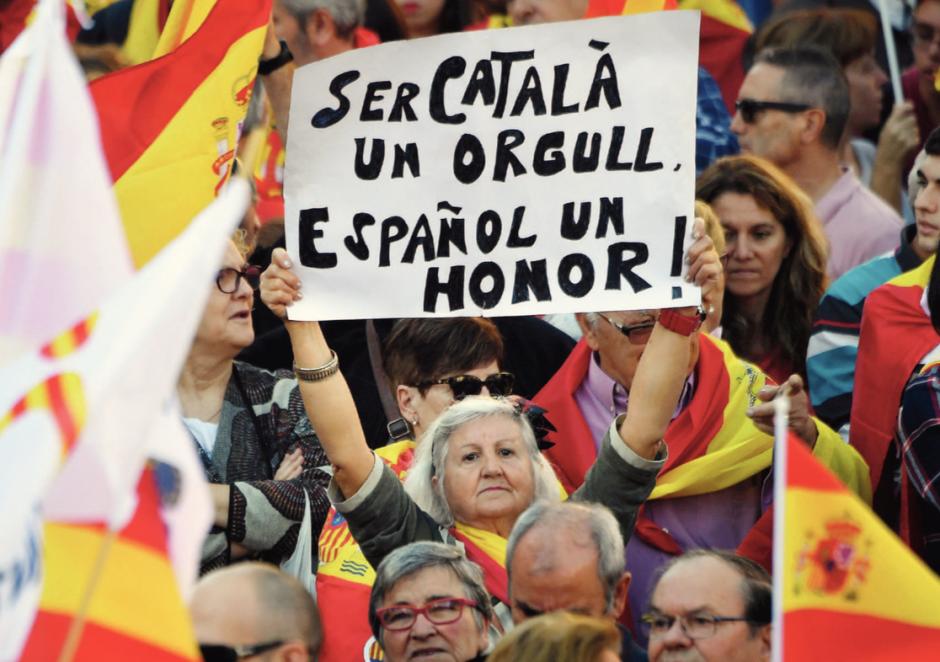Espagne. La crise catalane reste entière après la mise sous tutelle