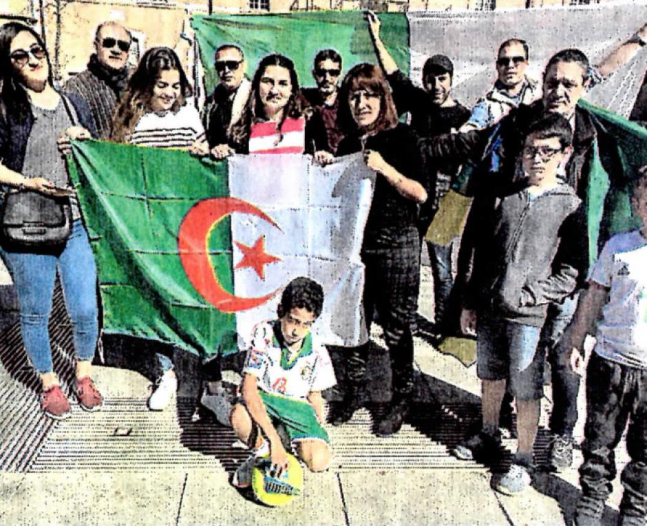 Le collectif franco-algérien 66 a un peu moins mobilisé