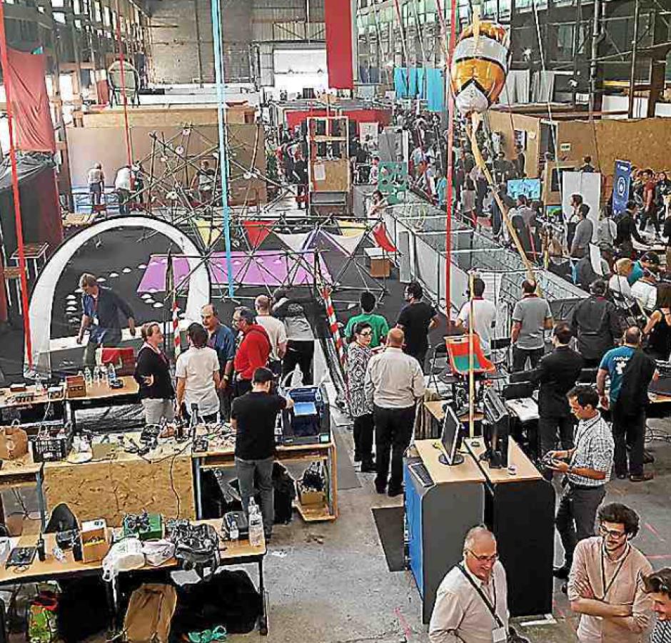 Toulouse, Mecque des « makers » et des Fab Lab du monde entier