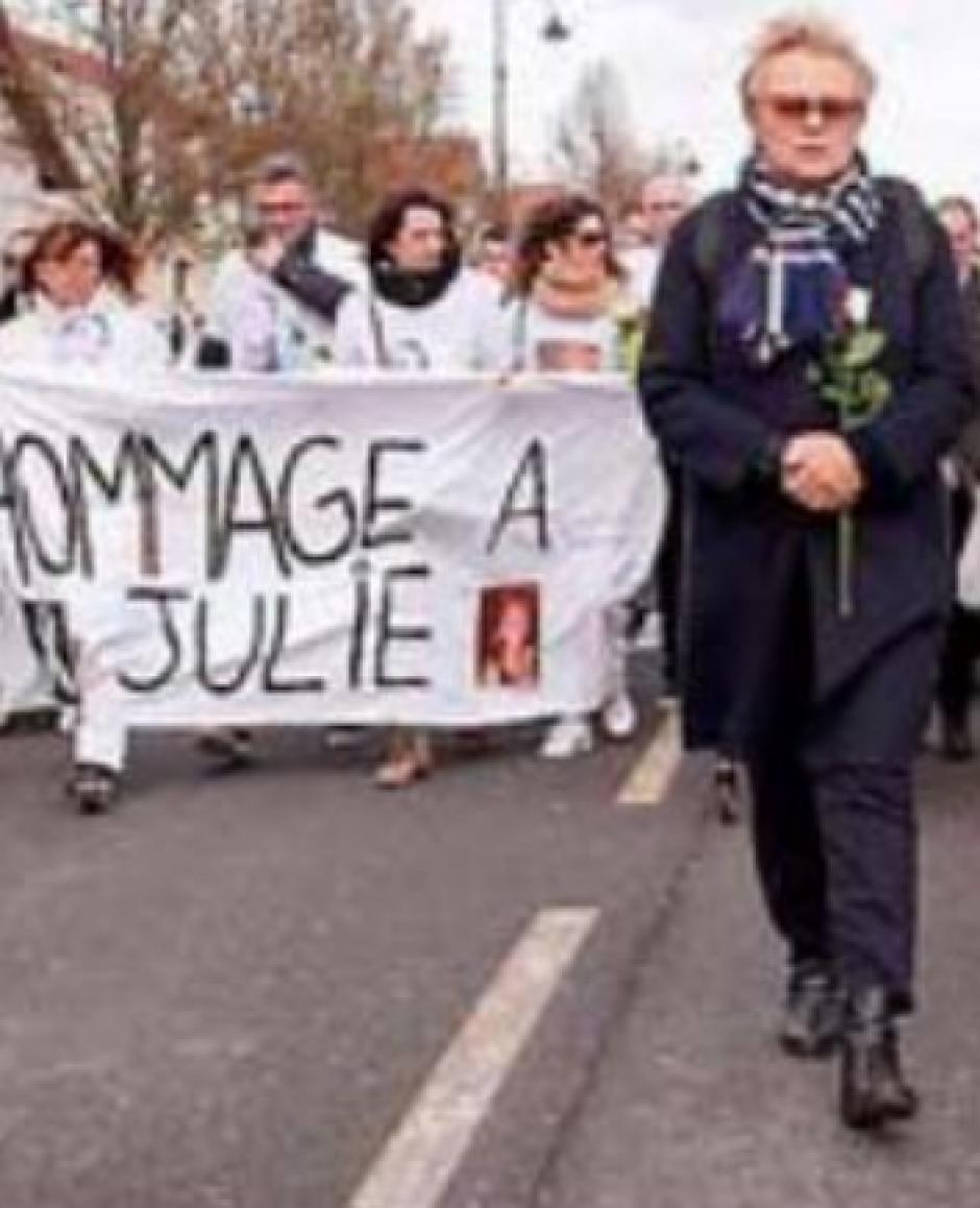 Féminicides. Muriel Robin interpelle le président Macron