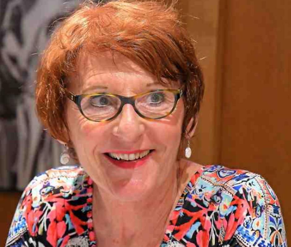 Débat public avec Françoise Fiter
