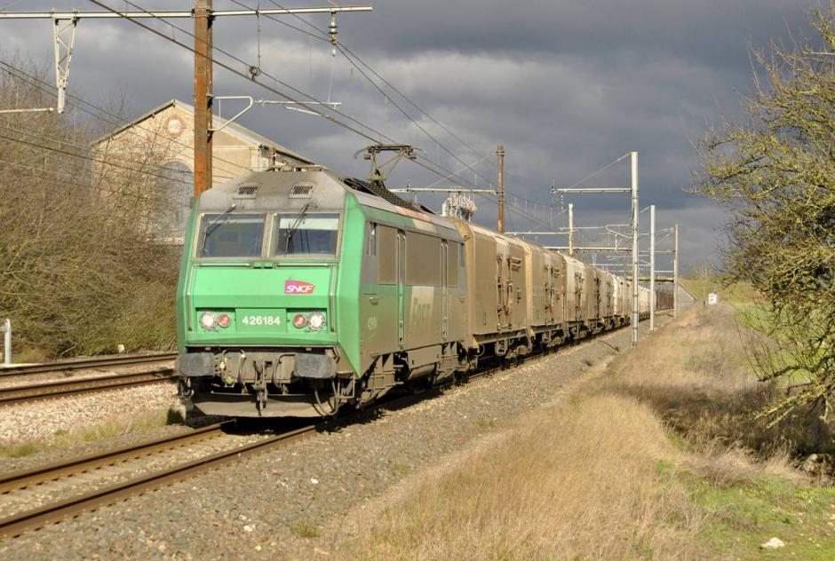 Le train des primeurs de nouveau sur les rails