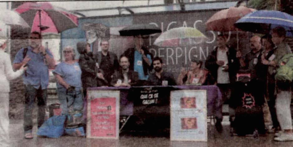 Front social de Pyrénées-Orientales. « Ça se gagnera dans la rue »
