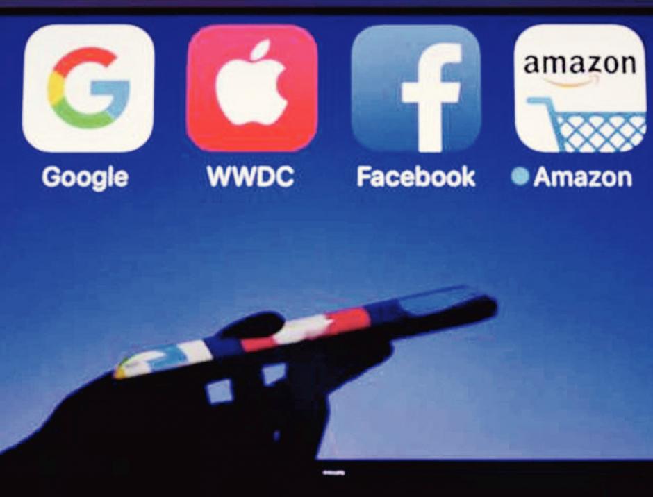 Internet. Plaintes pour pillage contre les géants du net