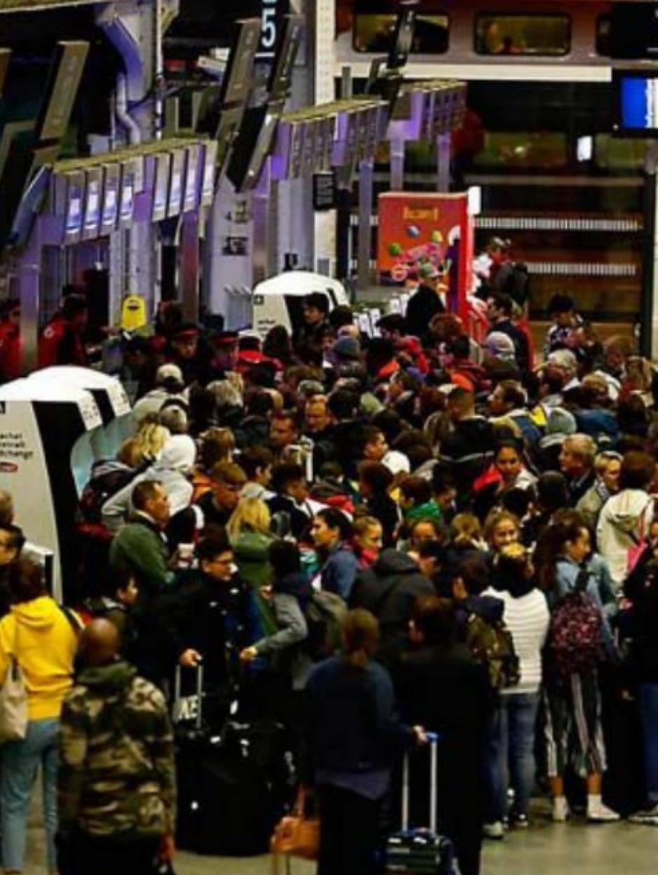 SNCF. Des milliers de passagers piégés en ce début de vacances