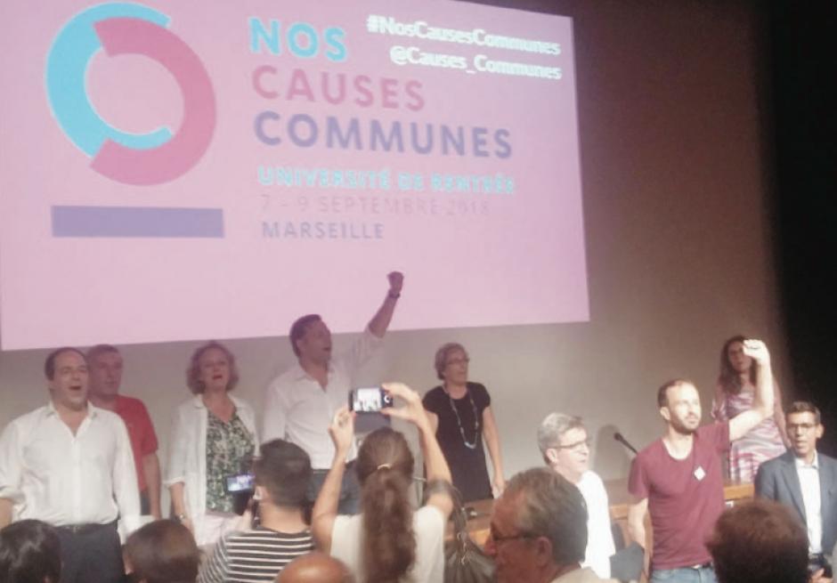 À Marseille, ce week-end, chaque gauche a voulu rassembler !
