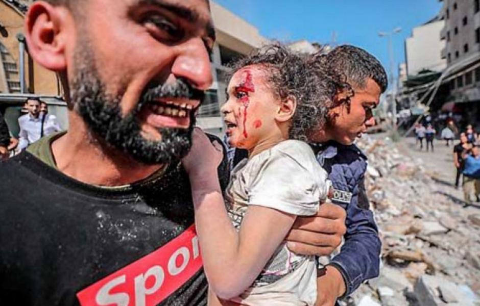 Proche-Orient. Le monde assiste, impuissant, au déluge de feu sur Gaza (L'Indep)