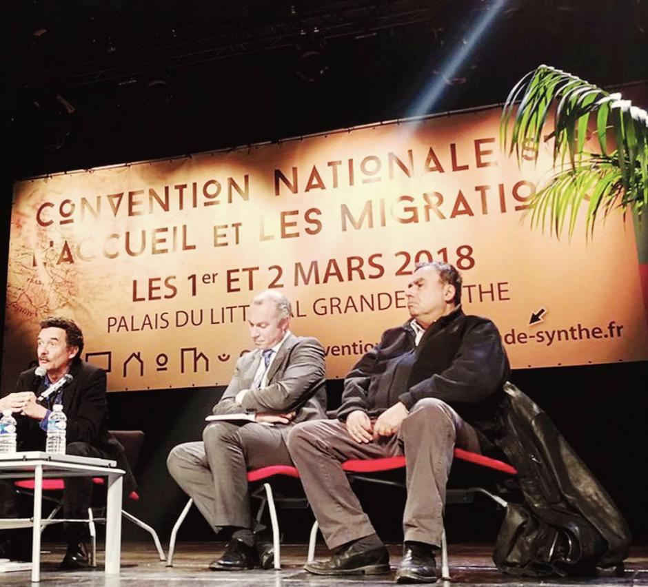 Convention pour une « offensive positive » autour des migrants