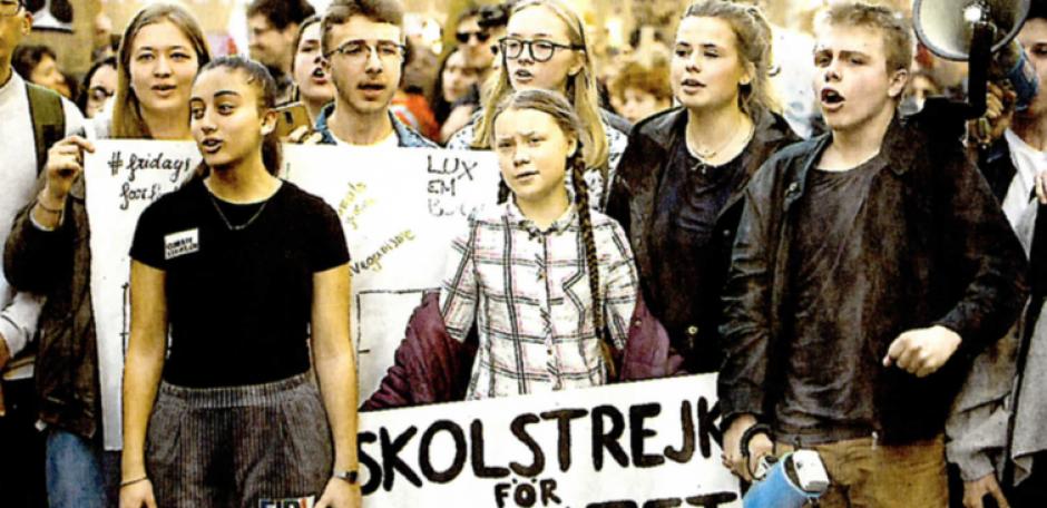 Climat. Greta Thunberg porte la colère jusqu'à Paris