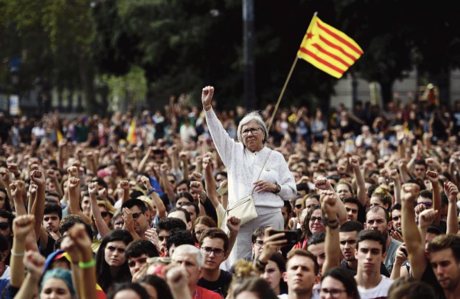 Catalogne. Grève générale contre la répression et pour les libertés