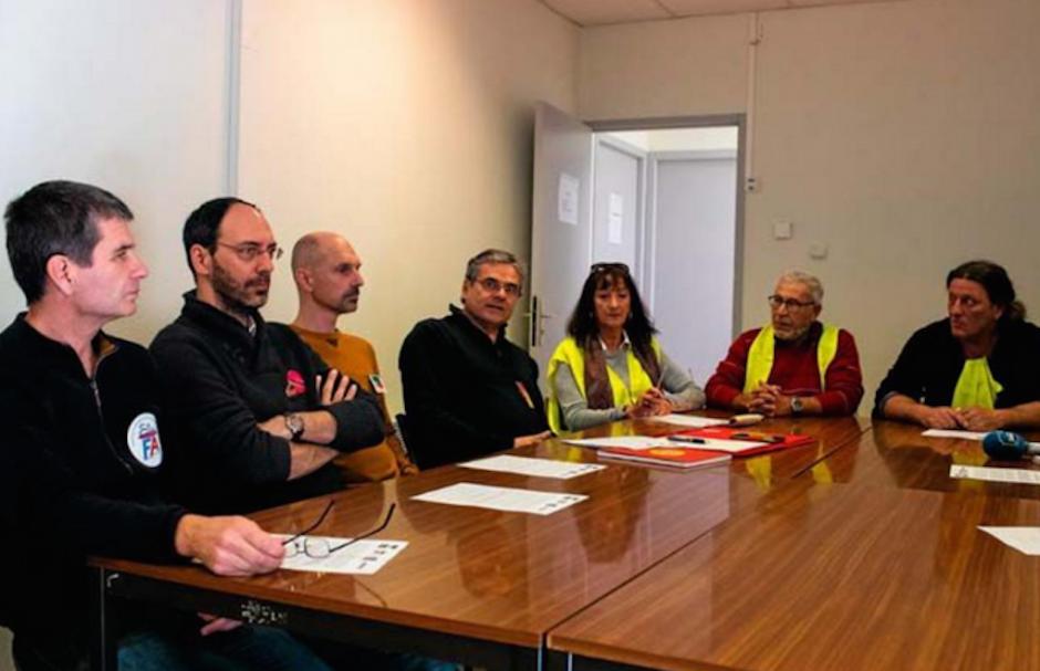 Grève générale du 5 février. Des Gilets jaunes prêts à s'allier aux syndicats