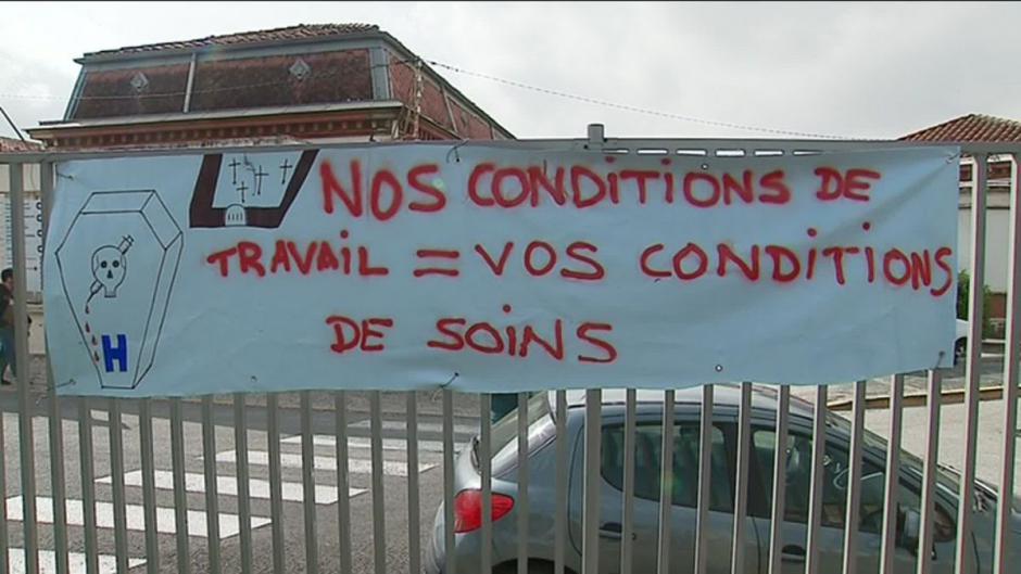 Grève des urgences de Perpignan. Les communistes de la Côte-Vermeille apportent leur soutien aux personnels en lutte