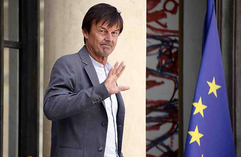 L'annonce choc de Nicolas Hulot : « je quitte le gouvernement »