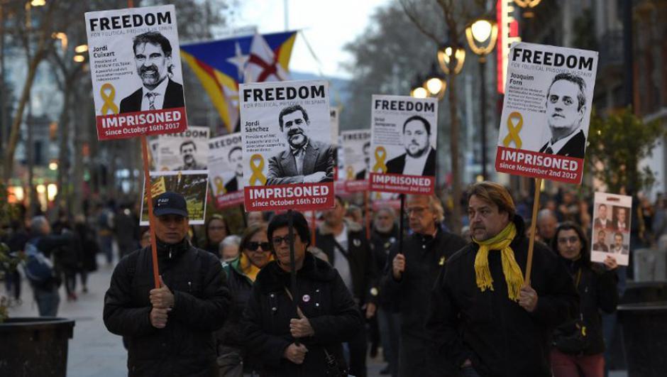 Catalogne. Vengeance de l'Espagne contre les indépendantistes