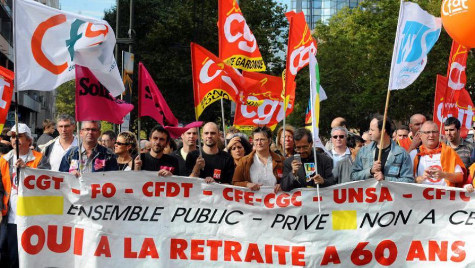 Grande journée de mobilisation pour une réforme des retraites progressistes