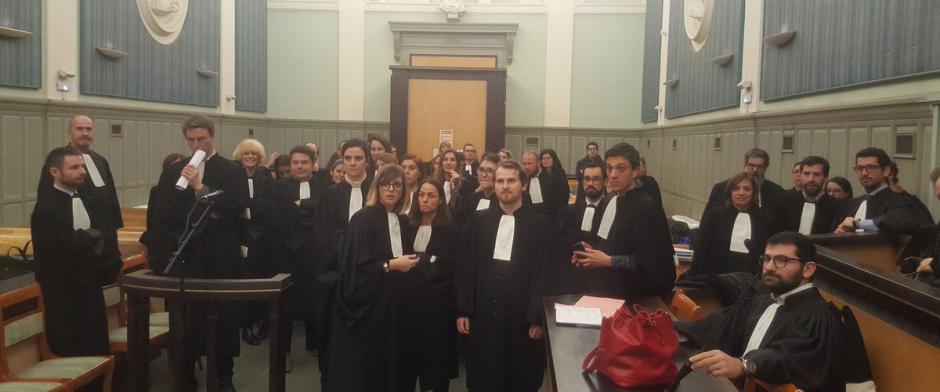 Justice. Les avocats retournent en audience mais restent mobilisés