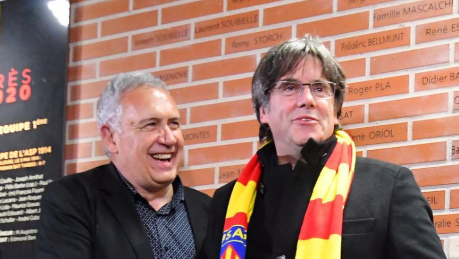 Pyrénées-Orientales. Une vingtaine d'élus locaux condamnent d'une même voix l'arrestation de Puigdemont