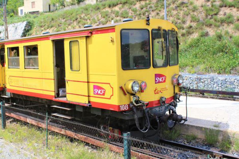 Fête du Train Jaune