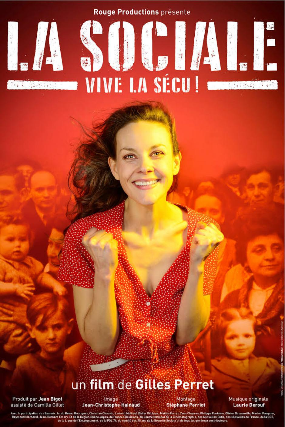 Projection du film « La sociale »