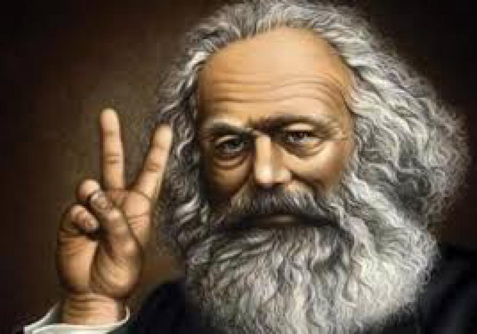 Pensée. Marx le retour