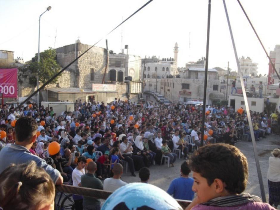 Culture et patrimoine urbain dans les territoires palestiniens occupés