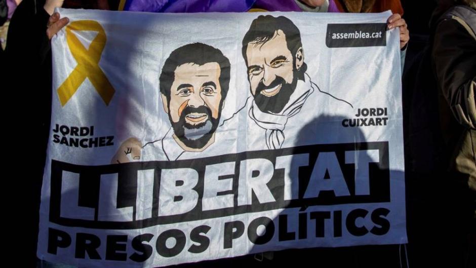 Catalogne. Graciés, les séparatistes libérés dès ce week-end ? (L'Indep)
