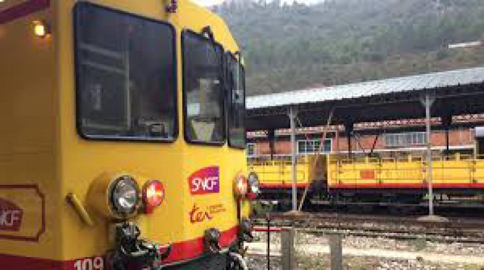 Avenir du Train Jaune