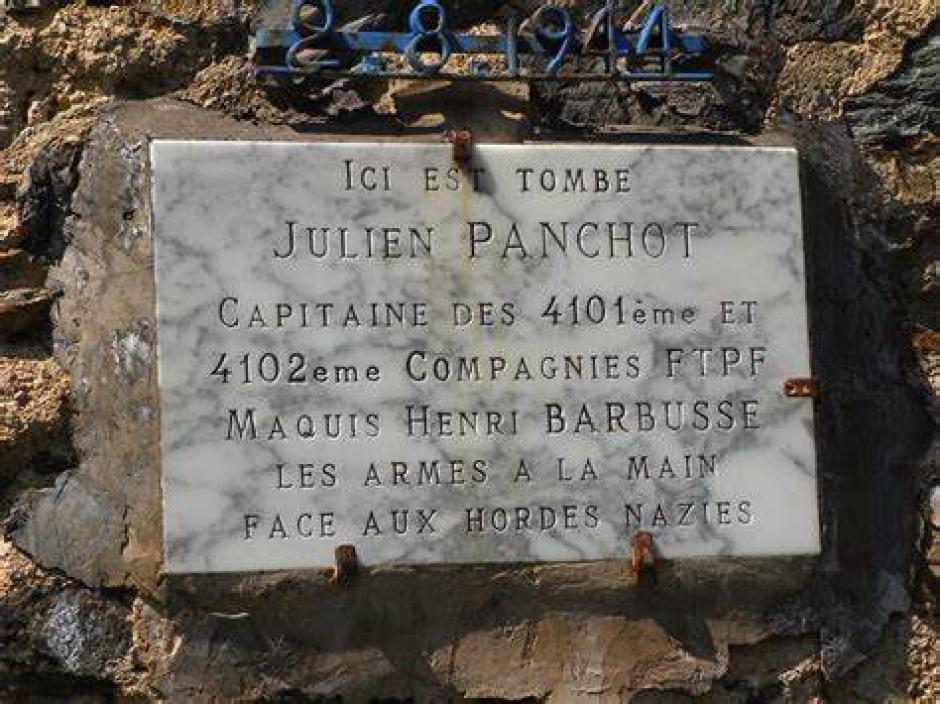 Marquixanes - Canohès – La Bastide - Valmanya. Que vive la mémoire des luttes des frères Panchot, des Guérilleros et des FTPF du Canigou !