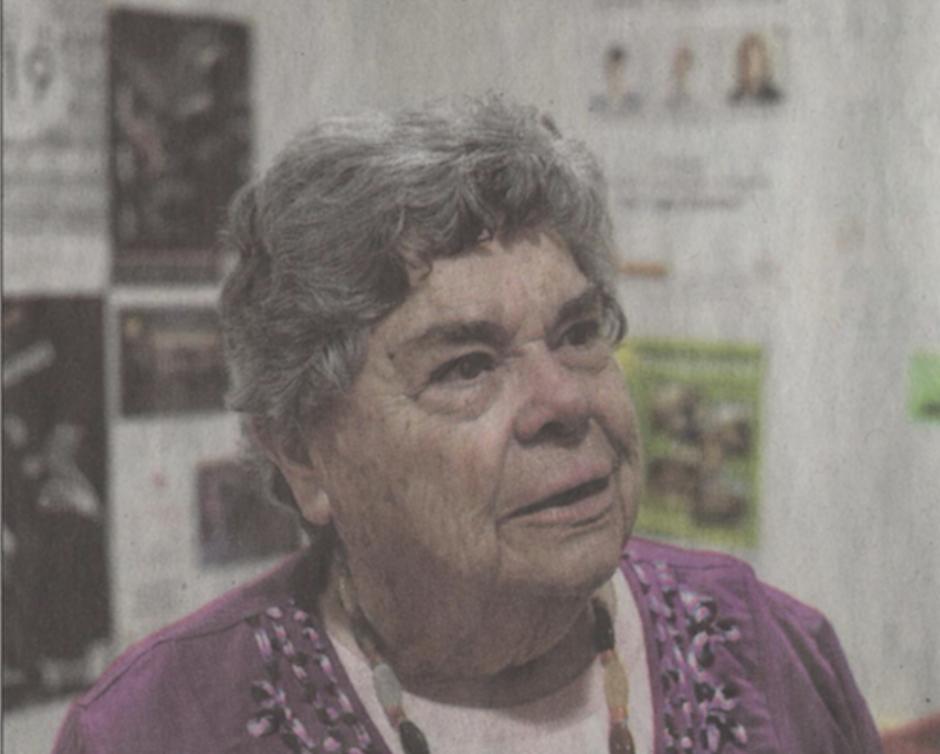 Femmes solidaires 66. Jacqueline Pugnet continue de militer et ne baisse jamais les bras