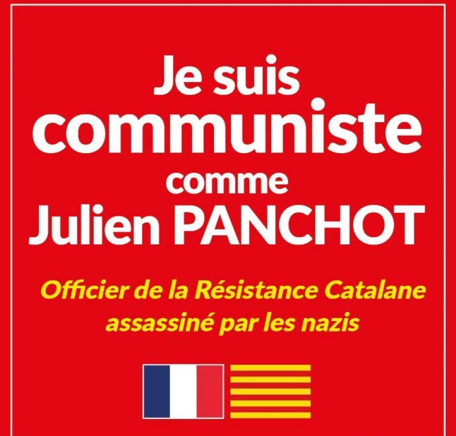 Commémoration de la Résistance. Julien Panchot, communiste, chef du maquis Henri Barbusse
